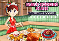 Cena di Natale con Sara